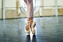 Ballerina / by cosmicballerina 2012