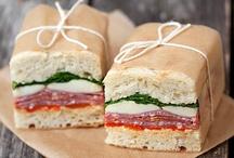 Sandwiches & Salads / by Shannon Stoutenborough