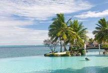 Tropical islands / by cosmicballerina 2012