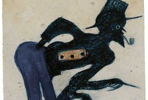 Bill Traylor / by Aaron Smith