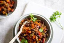 Vegetarian Main Dishes / by Shannon Stoutenborough