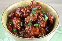 Chinese Inspired Dishes / by Shannon Stoutenborough