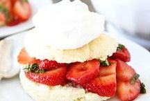 Desserts: Strawberry & Lemon / by Shannon Stoutenborough