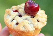 Pies, Crisps & Cobblers / by Shannon Stoutenborough
