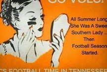 All VOL y'all  / Anything and everything Tennessee football / by Jennifer Maxwell