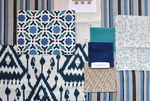 Color Story •Aegean / Spring / Summer 2012 / by Schumacher — Home Décor