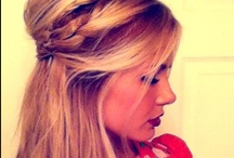 HAIR :) / by Alyssa Curtis