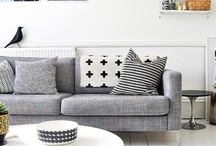Living Room / by Darcy Roehling