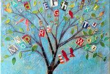 Ecole : Alphabet - prénom / by Christine Claire