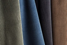 Classic Corduroy • Plains / Schumacher's interpretation of this popular fabric breathes a modern spirit into a timeless textile. Classic Corduroy is a traditionally woven ribbed velvet, which is known for strength and durability. This standard wale corduroy is composed of 100 percent cotton in twenty shades that range from classic menswear hues of grey, khaki and olive to fashionable tones of fuchsia, purple and garnet. It is as hardwearing as it is beautiful, making it perfect for creating a variety of casual interiors. / by Schumacher — Home Décor