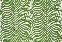 Color Story • Green / by Schumacher — Home Décor