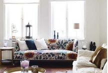 HOME / Beautiful spaces  / by Amanda Sansom