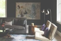 Exteriors and Interiors. / by Ashlynn Foist