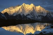 Nature - MOUNTAINS / by Tere Sa