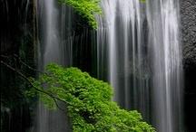 Nature - WATERFALLS / by Tere Sa