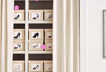 Organize / by Clemence - Oh The Lovely Things