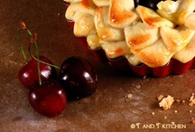 Cherries / by Tadeja Bjažević [T and T kitchen and atelier]
