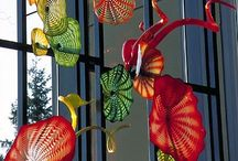 Chihuly Glass, Love! / by Barb D