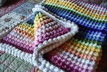 Crochet / I love to crochet, and these are some things I'd like to crochet, or learn to crochet, or just admire what others have crocheted.  Basically, it's all about crochet! / by Jenny St George