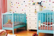 kid rooms / by Linda May