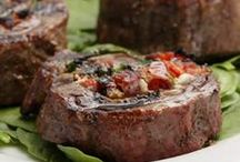 Food--Main Dishes--Beef / by Julie Purkey
