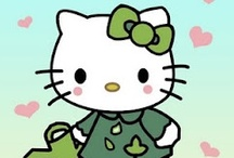 Hello Kitty / Everything Hello Kitty... / by Aqua Kitty Kat
