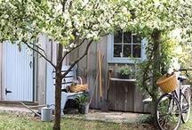 *  find me in the garden........ & garden ideas * / by *Marie*