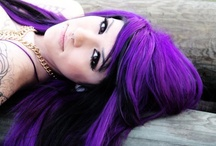 Hair and Makeup / by Amanda Vaughn