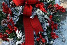 Wreaths / by Katherine Kennedy