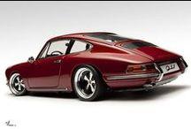 Porsche / Since the brand deserves a separate board!  / by Gerard Sieben