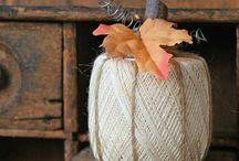 Autumn/Halloween / by Karen Peltz Stolarski