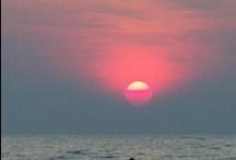 sunrise and sunset / by John Ingamells