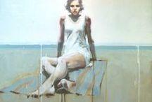 Michael Carson / by John Ingamells