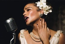 Billie Holiday / by Stacy McMinn