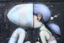 Art: Street art / by Kwalitisme