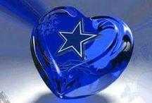 Dallas Cowboy Love! / Cowboy Nation!!! / by Cyndi Harrison