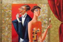 Artists: Georgy Kurasov / by Kwalitisme