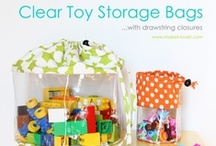 Playroom  / Organization and Decoration .Fun ideas to make your playroom played in more ! / by Allison @ No Time For Flash Cards