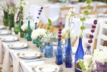 Flowers Wedding Reception or Ceremony / by Southern Vintage