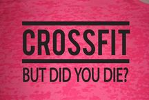 CrossFit is awesome / by Jackie Nance
