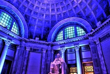 Ben Franklin / Exquisite photos of the Benjamin Franklin National Memorial at The Franklin Institute in Philadelphia, PA