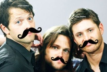 SuperNatural / Who cares if it's manip - as long as it's GOOD manip ! ;P / by Storm Nyte