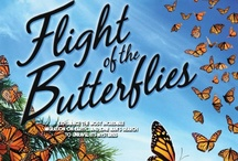 Flight of the Butterflies / The monarch butterfly is a true marvel of nature. Weighing less than a penny, it makes one of the longest migrations on Earth. Follow the monarchs' perilous journey in the remote mountain peaks of Mexico, with breathtaking cinematography from an award winning team. Open NOW in our Tuttleman IMAX Theater! / by The Franklin Institute