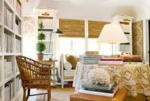 Interior Inspiration and Ideas / Ideas for future homes/rooms. / by Dawn Tofte