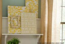 Craft  and Sewing ideas / by Dawn Tofte