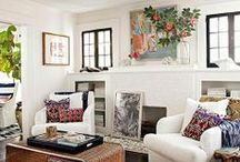 Living rooms / by Dawn Tofte