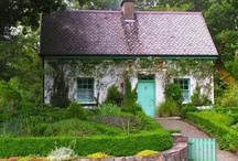 Cottages and Teeny Houses / by Ginny Messina