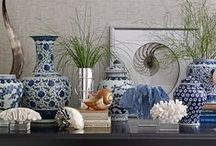 A Passion for Blue and White / by Dawn Tofte