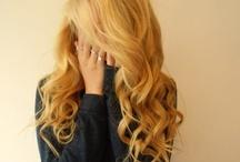 Curly hair probs / by Brenna Lanhart