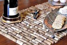 Cork & Wine Bottle DiY / by Living Well Spending Less